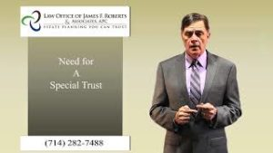 Need for a Special Trust