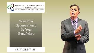 Why Your Spouse Should Be Your Primary IRA Beneficiary?