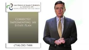 correctly implementing an estate plan
