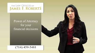 Power of Attorney Financial Decisions