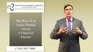 role of an estate planning attorney