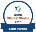 Avvo Client's Choice 2017 for Estate Planning