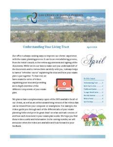 thumbnail of Newsletter APRIL 2018