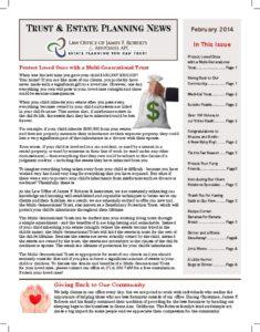 thumbnail of Newsletter-Feb.-2014