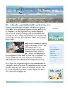 thumbnail of Newsletter June 2018