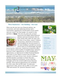 thumbnail of Newsletter-May