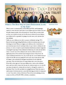 thumbnail of Newsletter November 2018
